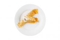 Блинчики с курицей и грибами
