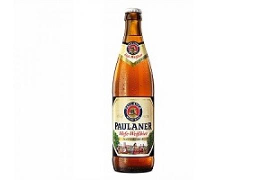 Пиво Paulaner Hefe-Weissbier naturtrub