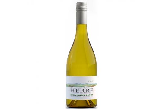 Вино белое Sauvignon Blanc. Domaine de L'Herre