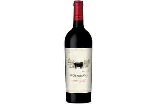 Вино красное Cabernet Sauvignon.Le Grand Noir