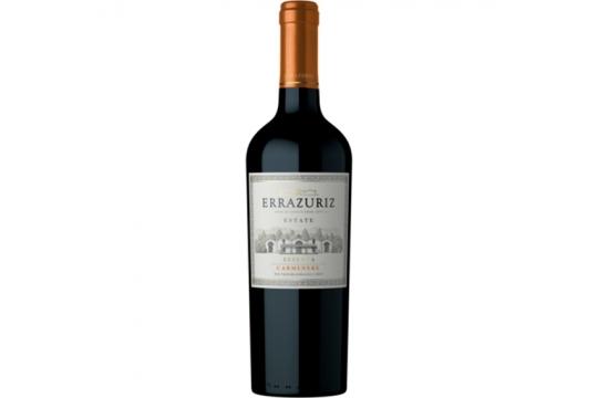 Вино красное Estate Carmenere. Errazuriz