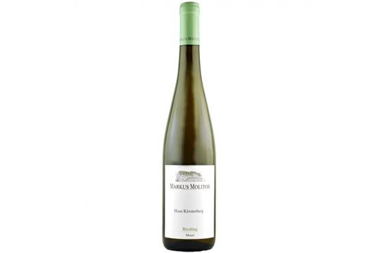Вино белое Riesling Trocken. Haus Klosterberg. Markus Molitor