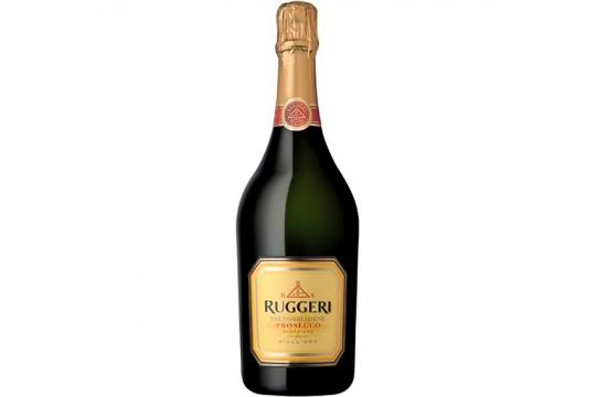Вино игристое Prosecco di Valdobbiadene Extra Dry. Giall'Oro. Ruggeri