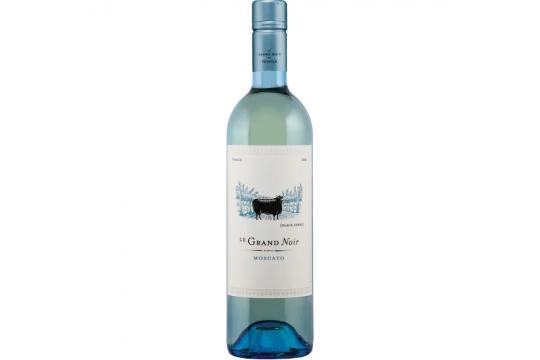 Вино белое Moscato.Le Grand Noir
