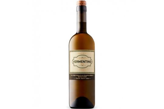 Вино белое Vermentino. Tenuta Santa Lucia (organic)